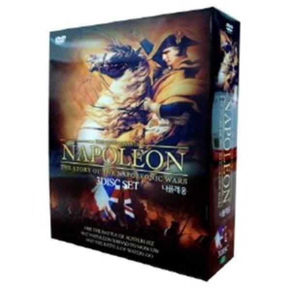 DVD  나폴레옹 3종  (택 1) : 워터루전쟁. 모스크바원정. 아우스터리츠전투 상품이미지