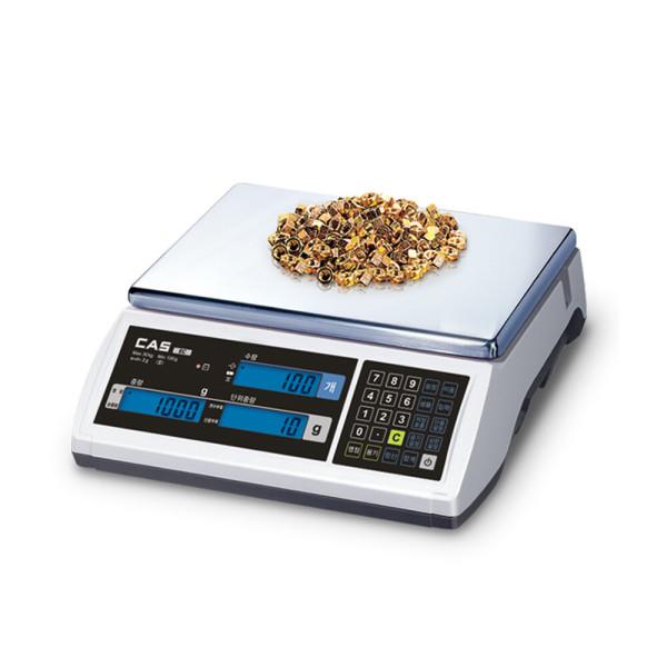 카스 EC 수량 계수형 전자 저울0.2g~2g/3kg~30kg 상품이미지