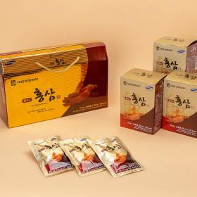 대웅생명과학  6년근 홍삼 30포 1박스/선물세트