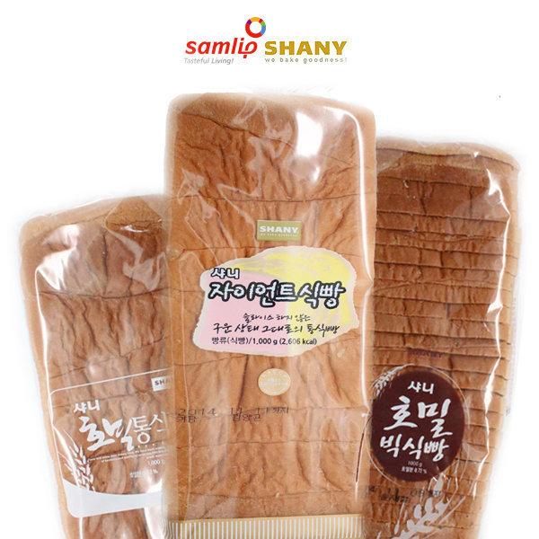 호밀 빅식빵/자이언트 통식빵/삼립/빵 상품이미지