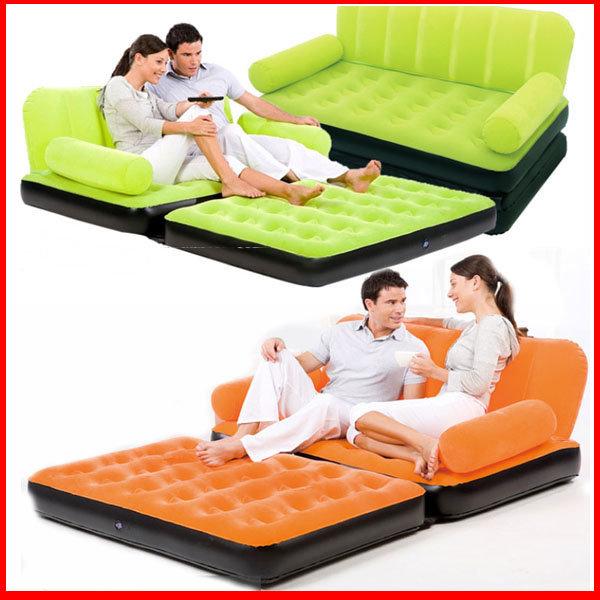 베스트웨이 에어침대 겸 소파  의자침대 겸 의자 상품이미지