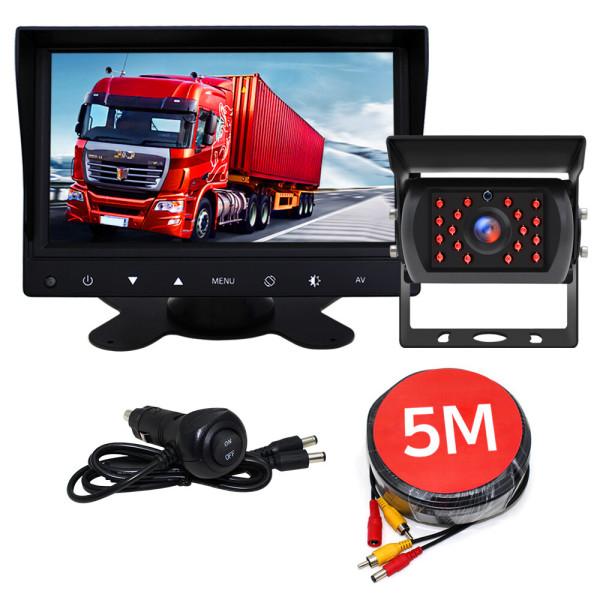 화물차후방카메라 LED모니터/대형차/중장비/버스/트럭 상품이미지