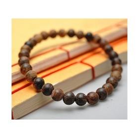 (Manja mall) 70 years natural agarwood beads bracelets 8mm (Buddhism supplies)