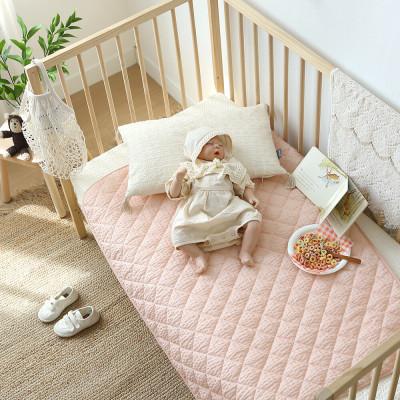 Quilted waterproof pad for babies/quilted/waterproof mat/waterproof blanket
