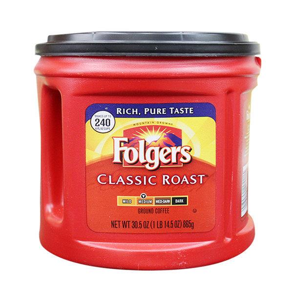 폴져스 클래식 로스트 그라운865g/폴져스 커피 상품이미지