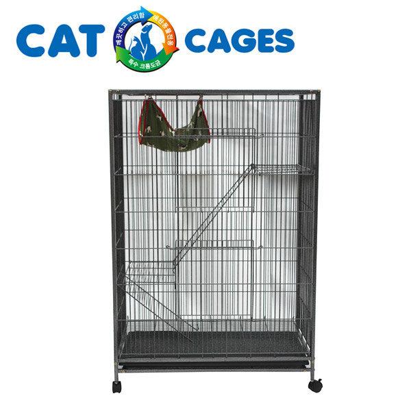 도그씨 브리더 고양이장 특대형 C-244-3 접이식철장 상품이미지