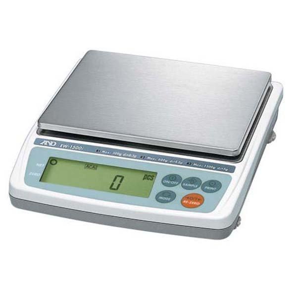 AND 초정밀 계수용 저울 EK-6100i (6kg측정/0.1g단위) 상품이미지
