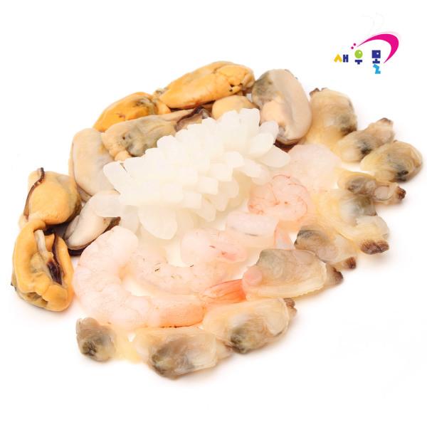 5가지 라면해물 100g 짬뽕해물 된장해물 해물모듬 상품이미지