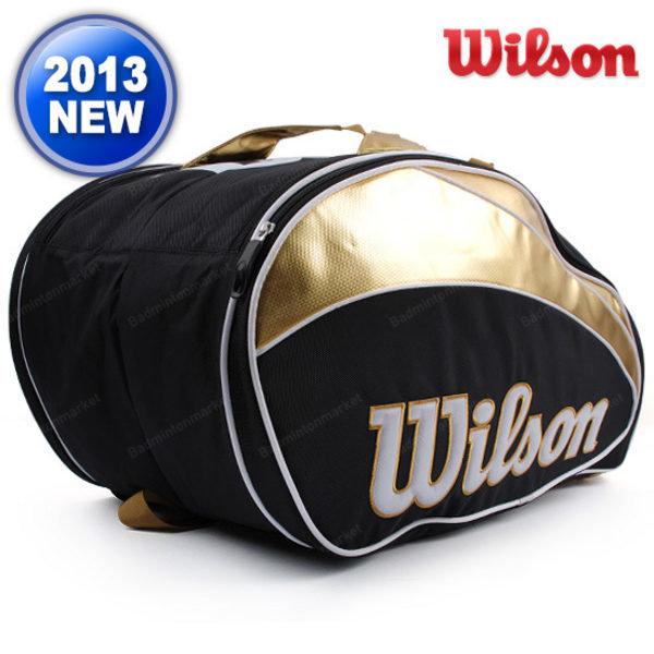 (배드민턴마켓) (WRR-6106) 윌슨배드민턴라켓2단가방 상품이미지