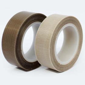 테프론 내열용 테이프 19mm 백색 브라운