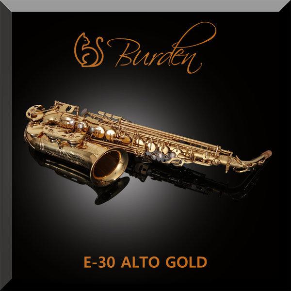 버든색소폰 Burden Saxophone E30. A35. 싸이렌모델 상품이미지