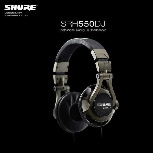 삼아 정품 판매처 SRH550DJ /헤드폰/밀폐형 상품이미지