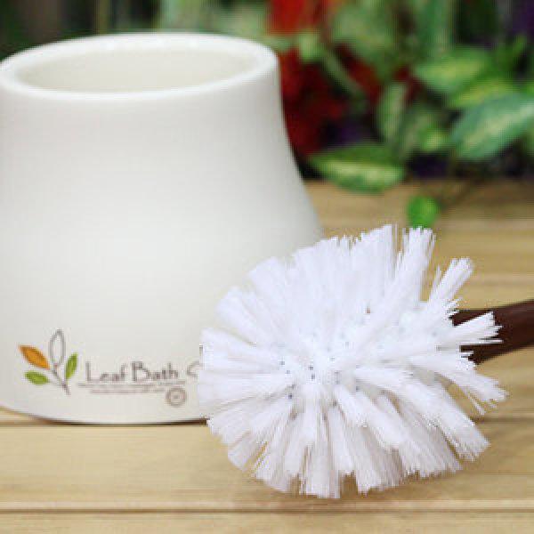 M-잎새 변기솔(대)/변기솔 세척솔 화장실솔 상품이미지