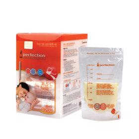 NEW perfection Breastmilk Storage Bag 180ml 120pcs