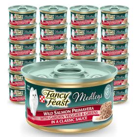 Fancy Feast Elegant Sheba ANF Cat snack Cat can