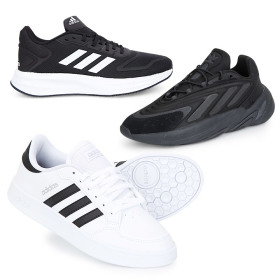 [adidas] [Reebok] [NIKE] Sneakers collection / lace up / velcro strap / mesh panel /
