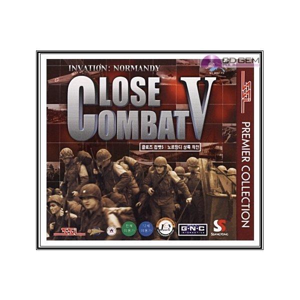 PC주얼 /클로즈컴뱃5 노르망디상륙작전/CLOSE COMBAT5 상품이미지