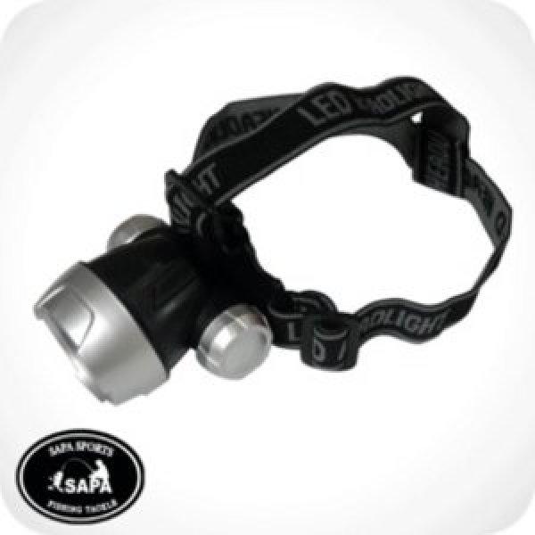 싸파 LED 50구 헤드 밴드랜턴  SL-126  밴드타입으로 머리에 고정하여 사용/낚시 레저 후레쉬 오토캠핑 상품이미지