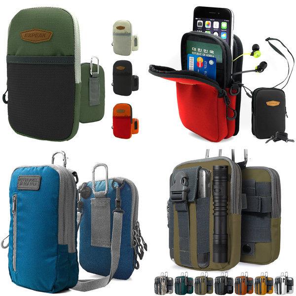 엑스피크스마트폰가방.스마트폰케이스.등산가방.파우 상품이미지