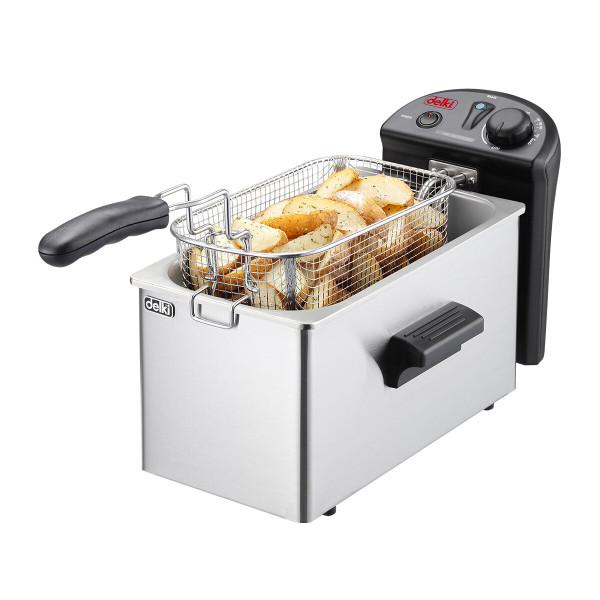 델키 프리미엄 전기튀김기 DK-201 DK-205 DKR-113 상품이미지