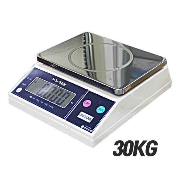 -업소용저울 대형화면 15KG 30KG 디지털전자저울 대형 상품이미지