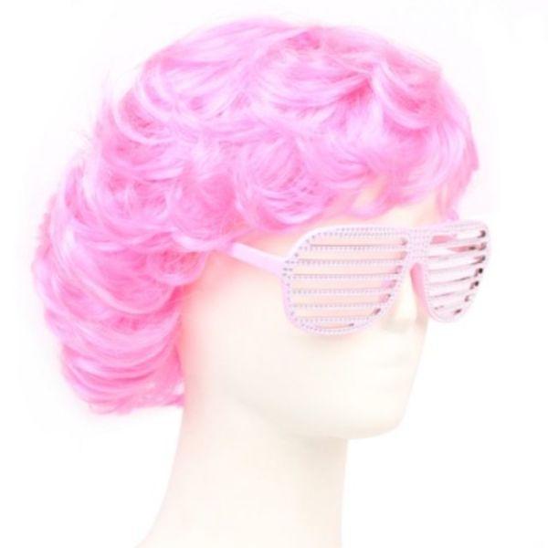 패션가발 핑크 상품이미지