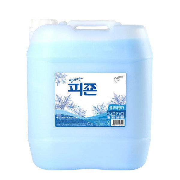 피죤 아로마뷰 섬유유연제 대용량 말통 20kg 상품이미지