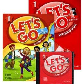 LET S GO 4판 SET(SB+WB+CD)/begin/1/2/3/4/5/6단계/레츠고/렛츠고/옥스포드/lets go