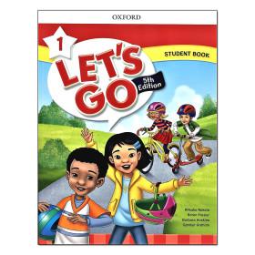 LET S GO 4판 5판 Student Book with CD/begin 1 2 3 4 5 6 선택/레츠고/렛츠고/옥스포드/lets go