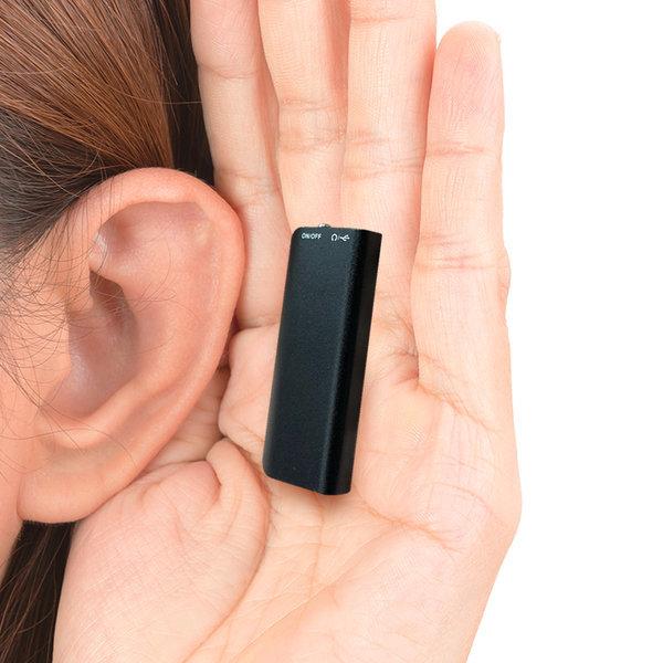 초소형 녹음기 휴대용 고성능 장시간 비밀녹음 KVR-50 상품이미지