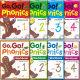 GO GO Phonics set 1.2.3.4단계(SB+WB+Hybrid CD)/고고파닉스 상품이미지
