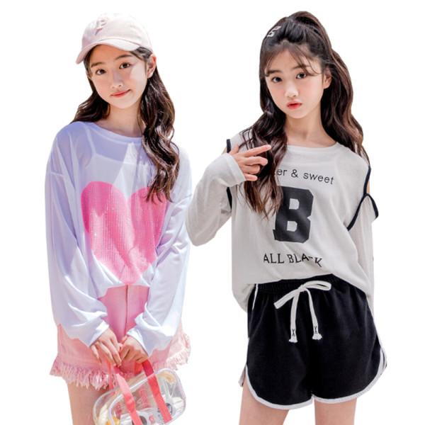 주니어/~160호/맨투맨/의류/티셔츠/어린이/쥬니어 상품이미지