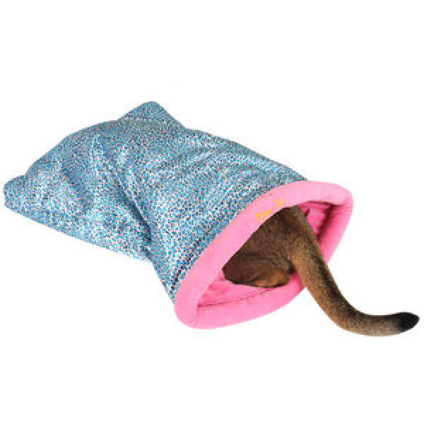 펫모닝 바스락 호피무늬 방석  PMC-701   /고양이용품 고양이집/방석/하우스/놀이터 상품이미지