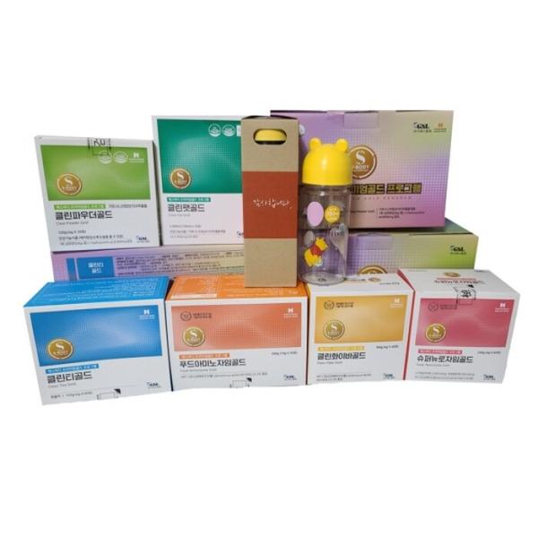 GSL에스바디 6종세트 특가 효소다이어트 상품이미지