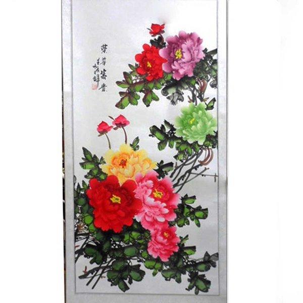 목단꽃그림 96 목단그림 모란꽃액자 모란꽃그림 족자 상품이미지