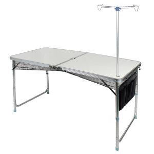 K4Camp/캠핑 폴딩 테이블/접이식/피크닉/야외/매대