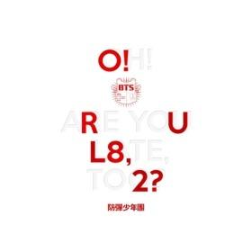 BTS(防彈少年團) - O RUL 8 2 (1st mini album)