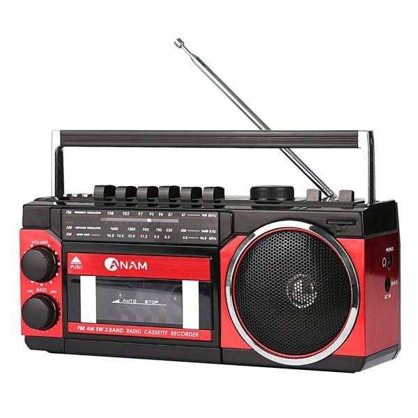 롯데 포터블카세트 핑키-107 라디오 SD USB재생테이프 상품이미지