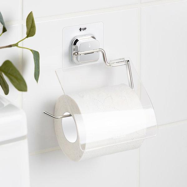 휴지걸이 F130 거치대 욕실 화장실 방수 무타공 접착 상품이미지
