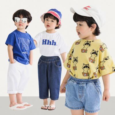 DADDYOHDADDY - Summer new arrivals/kids/baby clothes/short-sleeve T-shirt/shorts