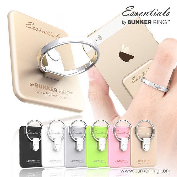 정품 벙커링 이센셜즈 2014 스마트폰/태블릿PC 전기종사용  갤럭시S5/노트3/S4/G2/프로2/아이폰5s/넥서스5 상품이미지