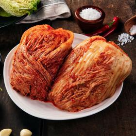 미가푸드 (행사) 국산 금강 묵은지 10kg 전라도 남도식