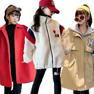 9 주니어의류 롱 초등학생옷 상하복 코트/G주패딩1