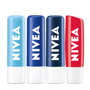 [니베아]니베아 립케어 립밤 4개 / 챕스틱 립에센스
