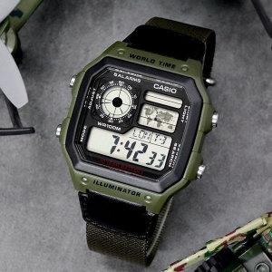 [카시오][정품]스타샵 AE-1200WHD-1A/ AE-1200WHD CASIO 카시오 시계 디지털시계 전자시계 스포츠시계