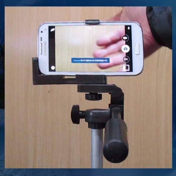 B139/스마트폰거치대/삼각대사용가능/스마트폰홀더 상품이미지