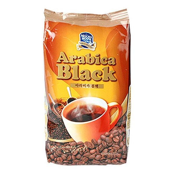 모카씨엔티 아라비카 블랙 500g 12개(1박스) 상품이미지