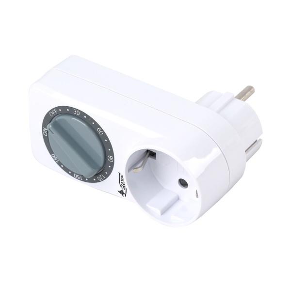 SJP-CP16H 타이머 콘센트 타임 스위치 서준전기 상품이미지