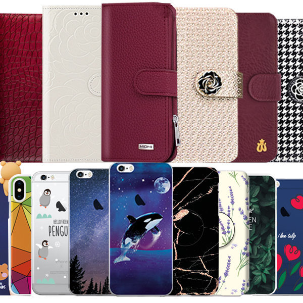 핸드폰케이스/갤럭시S8/S7/S6/S5/노트5/4/3/2/엣지/G6 상품이미지