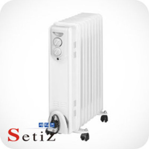 세티즈 라디에이터 대형9핀 SPH-009 /청정난방 동파예방/라디에타 전기히터 온풍기 전기난로 전기장판 상품이미지